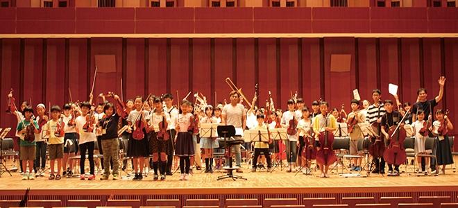 福岡ジュニアオーケストラ 第1回定期演奏会