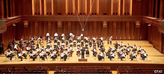 福岡ジュニアオーケストラ 第2回定期演奏会