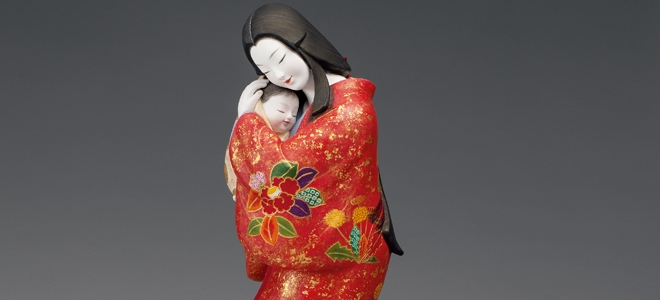 56th Exhibition of New Works from the Association of Hakata Doll Makers